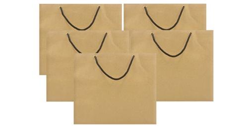 túi giấy kraft có sẵn