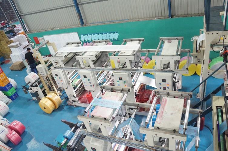 xưởng sản xuất túi ni lông